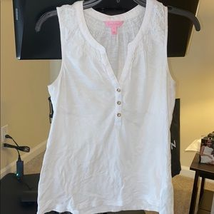 Lily Pulitzer Top size small